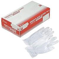 宇都宮製作 シンガー プラスチック手袋PF Mサイズ 100枚入