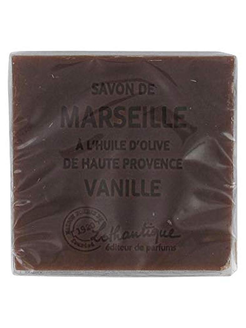 ポーズ精査する障害者Lothantique(ロタンティック) Les savons de Marseille(マルセイユソープ) マルセイユソープ 100g 「バニラ」 3420070038005