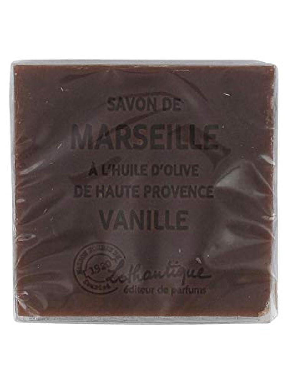 と遊ぶ彼ら雪のLothantique(ロタンティック) Les savons de Marseille(マルセイユソープ) マルセイユソープ 100g 「バニラ」 3420070038005