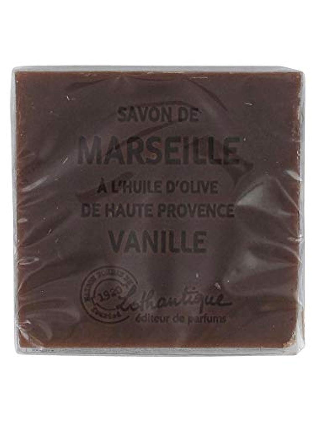派手コンチネンタル信頼性Lothantique(ロタンティック) Les savons de Marseille(マルセイユソープ) マルセイユソープ 100g 「バニラ」 3420070038005