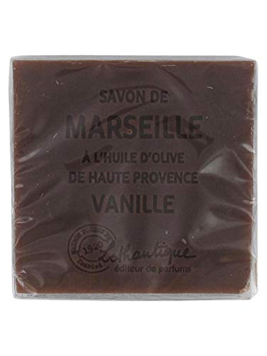 冷淡な報復頬Lothantique(ロタンティック) Les savons de Marseille(マルセイユソープ) マルセイユソープ 100g 「バニラ」 3420070038005