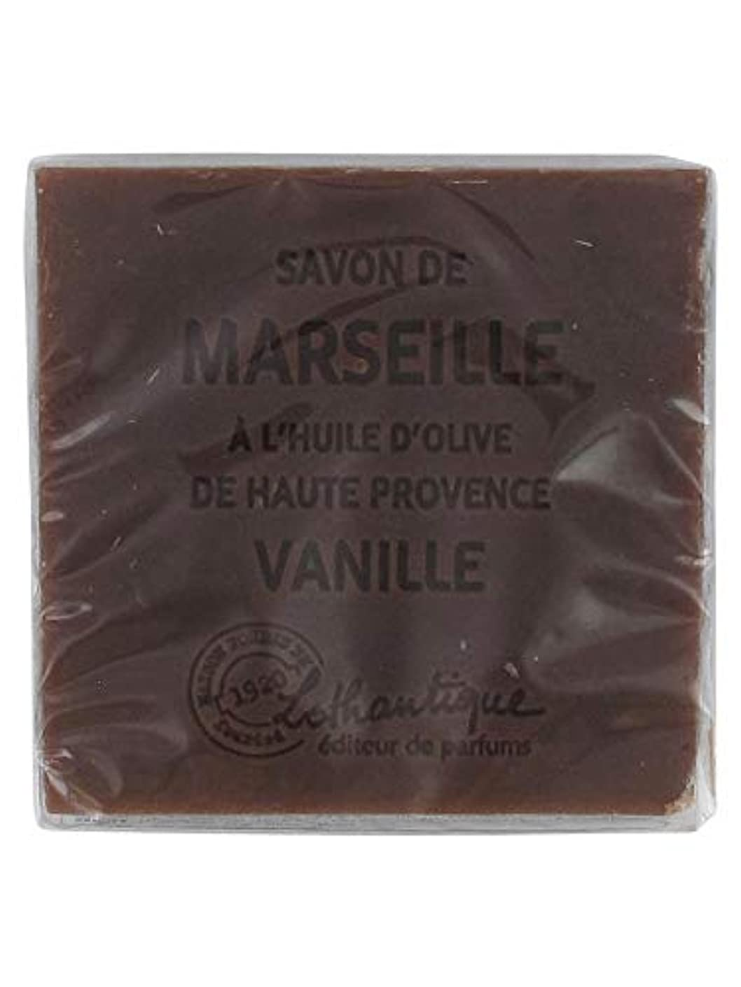 樫の木疾患クランプLothantique(ロタンティック) Les savons de Marseille(マルセイユソープ) マルセイユソープ 100g 「バニラ」 3420070038005