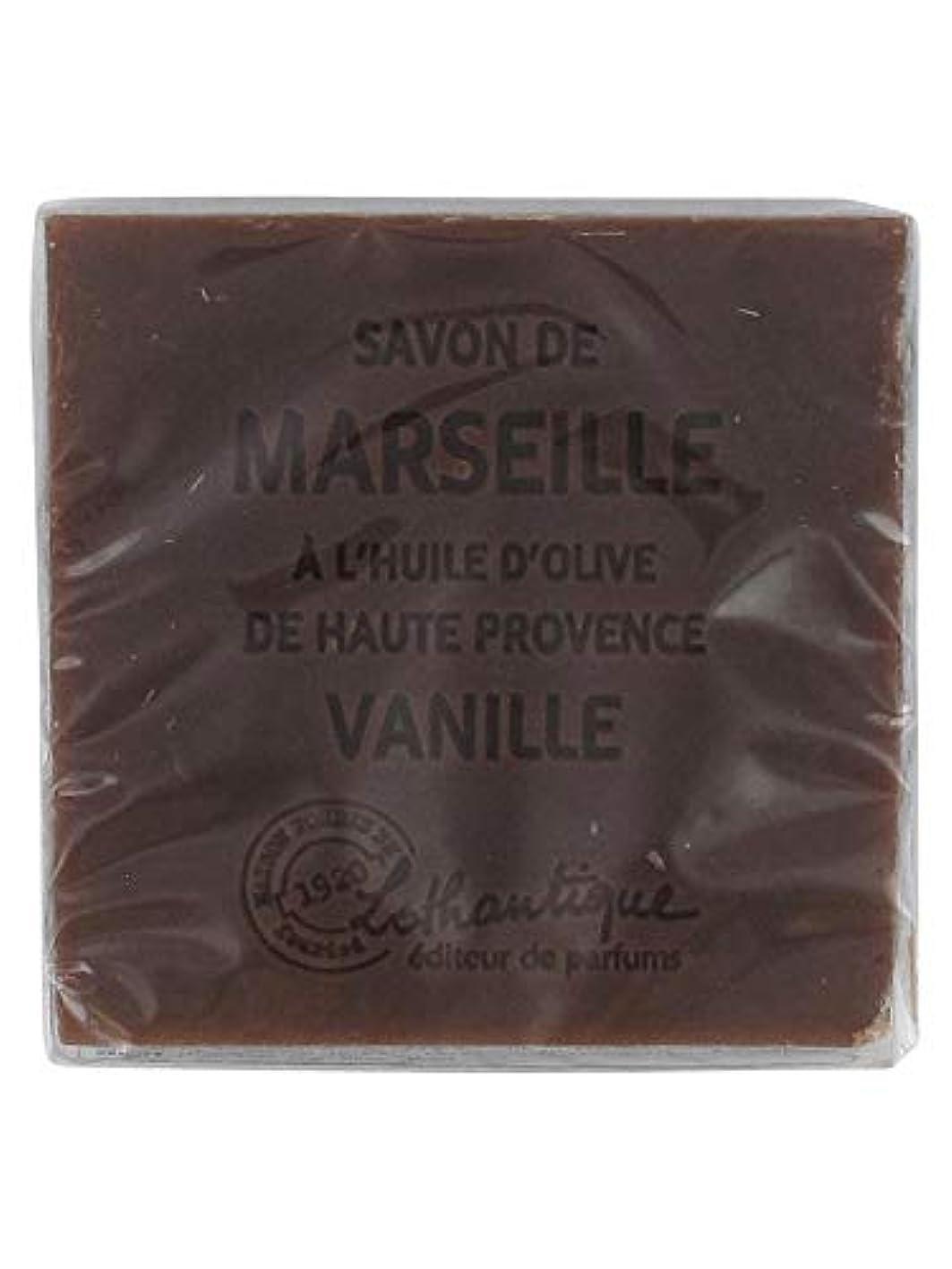 胆嚢しがみつく役割Lothantique(ロタンティック) Les savons de Marseille(マルセイユソープ) マルセイユソープ 100g 「バニラ」 3420070038005