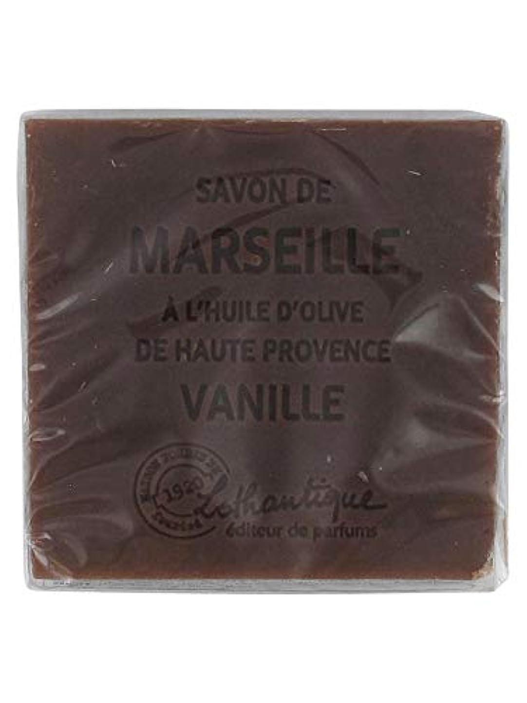 レギュラー教授印刷するLothantique(ロタンティック) Les savons de Marseille(マルセイユソープ) マルセイユソープ 100g 「バニラ」 3420070038005