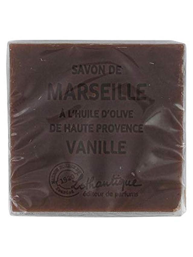 脆いアメリカ出発するLothantique(ロタンティック) Les savons de Marseille(マルセイユソープ) マルセイユソープ 100g 「バニラ」 3420070038005