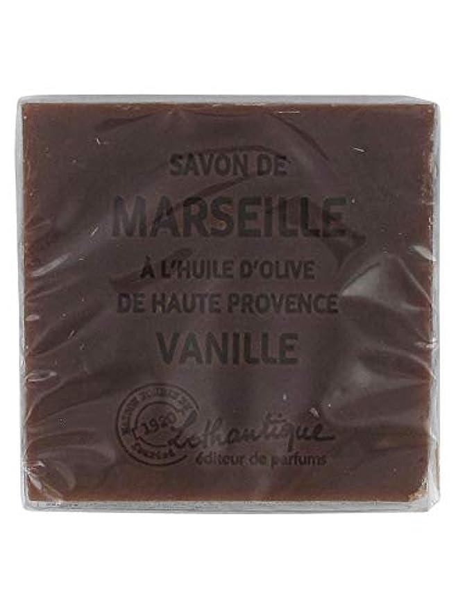 位置する症候群構築するLothantique(ロタンティック) Les savons de Marseille(マルセイユソープ) マルセイユソープ 100g 「バニラ」 3420070038005
