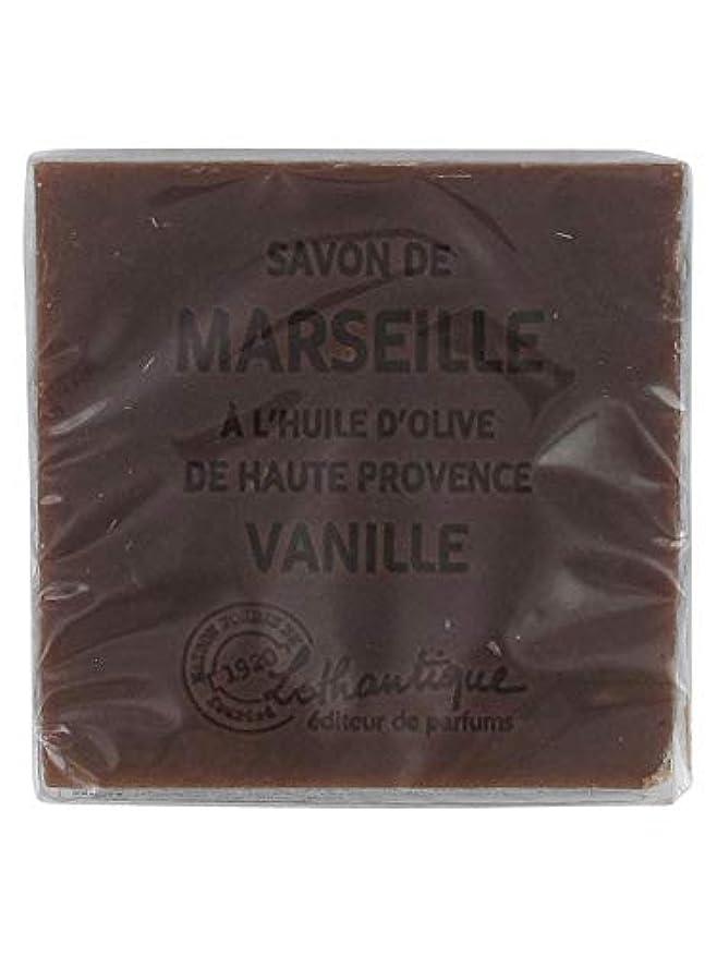 ドラゴン愚かな王位Lothantique(ロタンティック) Les savons de Marseille(マルセイユソープ) マルセイユソープ 100g 「バニラ」 3420070038005