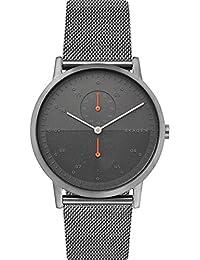 [スカーゲン] 腕時計 KRISTOFFER SKW6501 メンズ 正規輸入品 ブラック