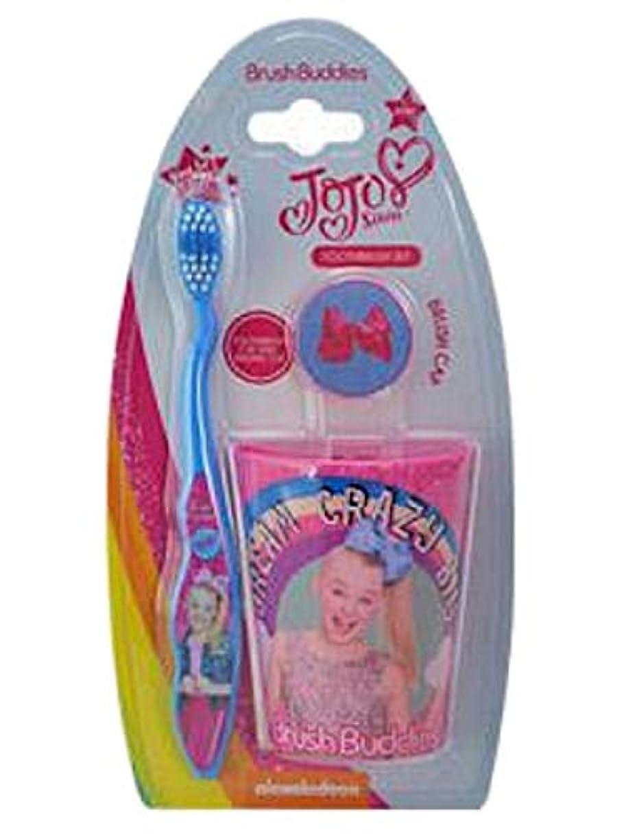 ぞっとするようなホーンバイソン4SGM JoJo ピンク 歯ブラシセット マルチ