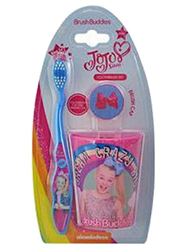 4SGM JoJo ピンク 歯ブラシセット マルチ
