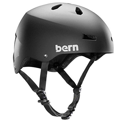 bern (バーン)ヘルメット [ MACON /Matte BlackサイズUS-M]オールシーズンタイプ (2014/15モデル)JAPAN FIT