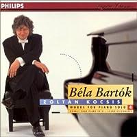 Bartok;Works Piano Solo V.4