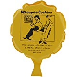 Baoblaze ブーブークッション ジョーク おならやったージョーク いたずら ギャグトリック 面白い 3色選ぶ - 黄