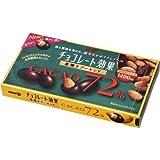 明治 チョコレート効果カカオ72%アーモンド 81g