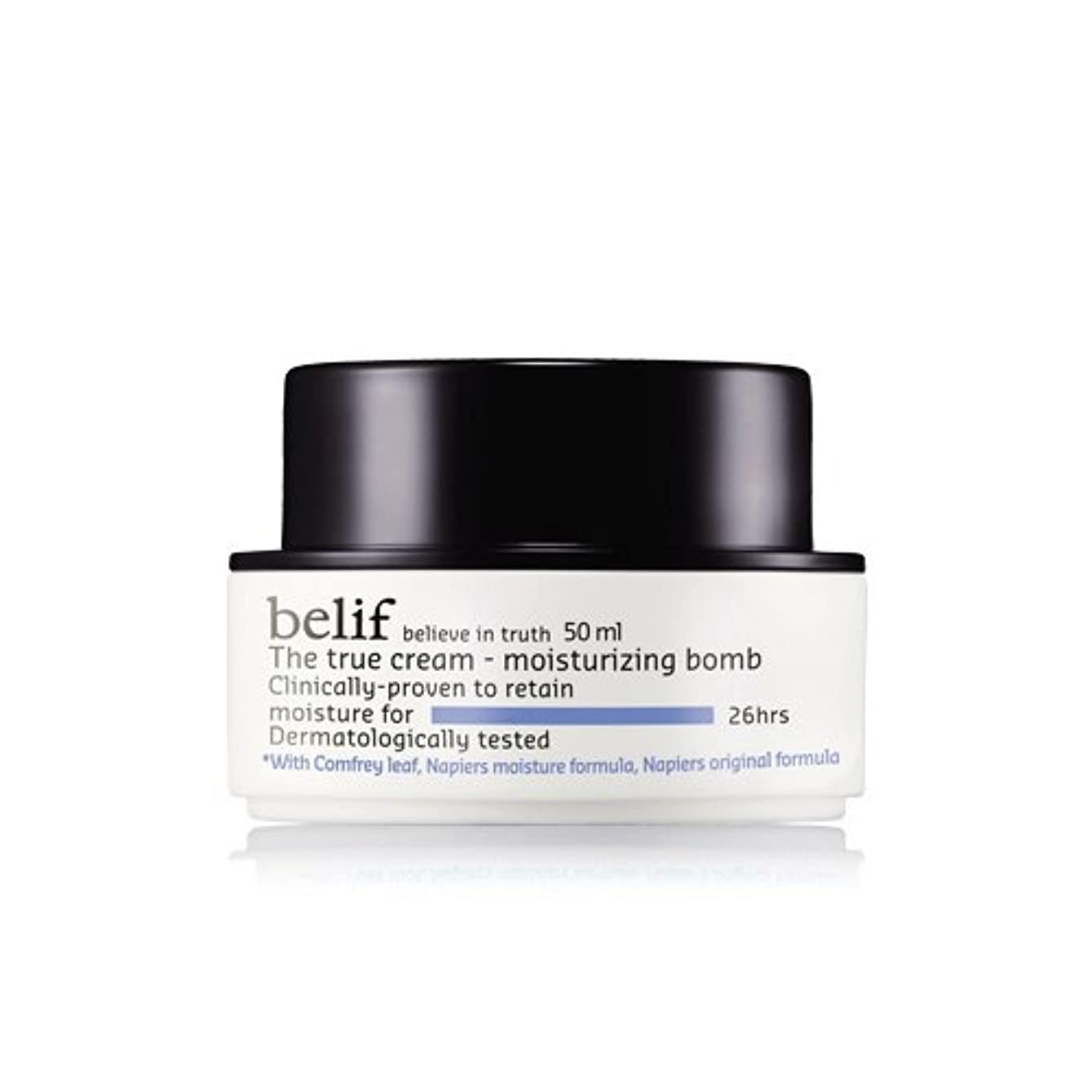 『belif The true cream-moisturizing bomb 50ml』 ビリーフ 水分爆弾クリーム50ml 【福袋】