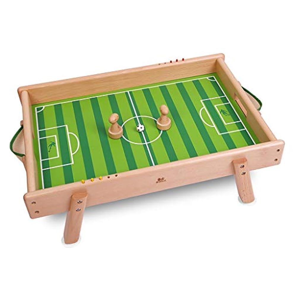 学習者スカーフしみサッカーゲーム男の子女の子のおもちゃ小さなテーブルサッカーマシンホームデスクトップ6人乗りサッカーテーブルゲームテーブル子供のおもちゃ誕生日プレゼント3-10歳の知育玩具 (Color : 56.3*37.5*17CM)