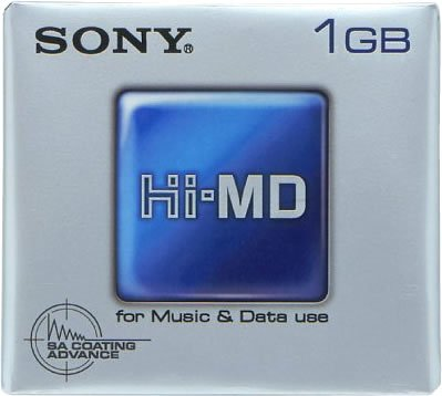 ソニー Hi-MD 1GB HMD1GA