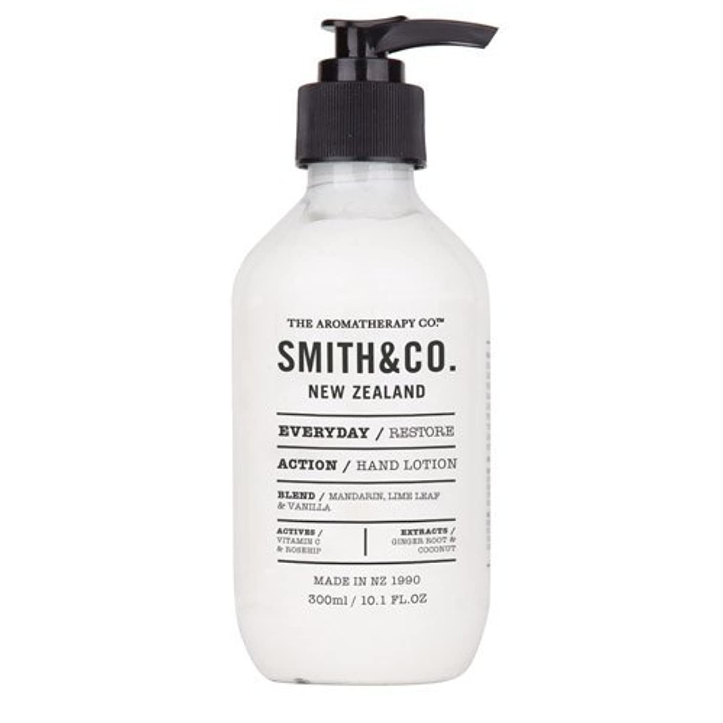 薬刺しますスポットSmith&Co. スミスアンドコー Hand&Body Lotion ハンド&ボディローション Restore リストア