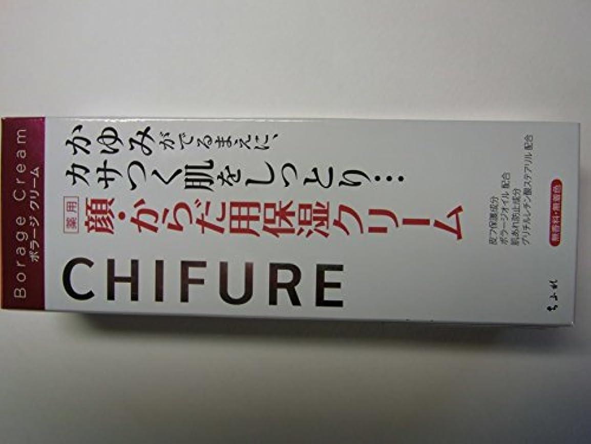 湾肉の歯科医ちふれ化粧品 ボラージ クリーム ボラージクリーム