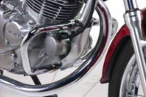 キタコ(KITACO) エンジンガード ST250/ST250E クロームメッキ 550-2782130