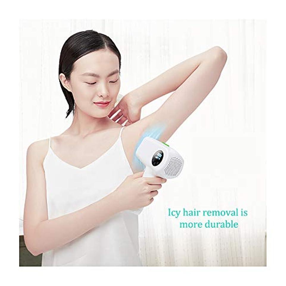 やむを得ない支配的噂女性のためのIPLの毛の取り外し装置IPLの毛の除去剤、家の使用IPLレーザーの毛の取り外し、痛みのない永久的なレーザーの毛の取り外し機械、顔のボディビキニラインUnderarms- 300000のための改善IPLの毛の...