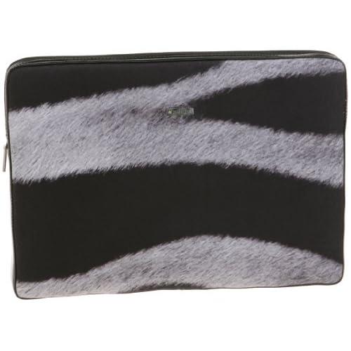 [アビィ・ニューヨーク] 15インチ ゼブラ PCインナーケース A102-5 Zebra (Zebra)