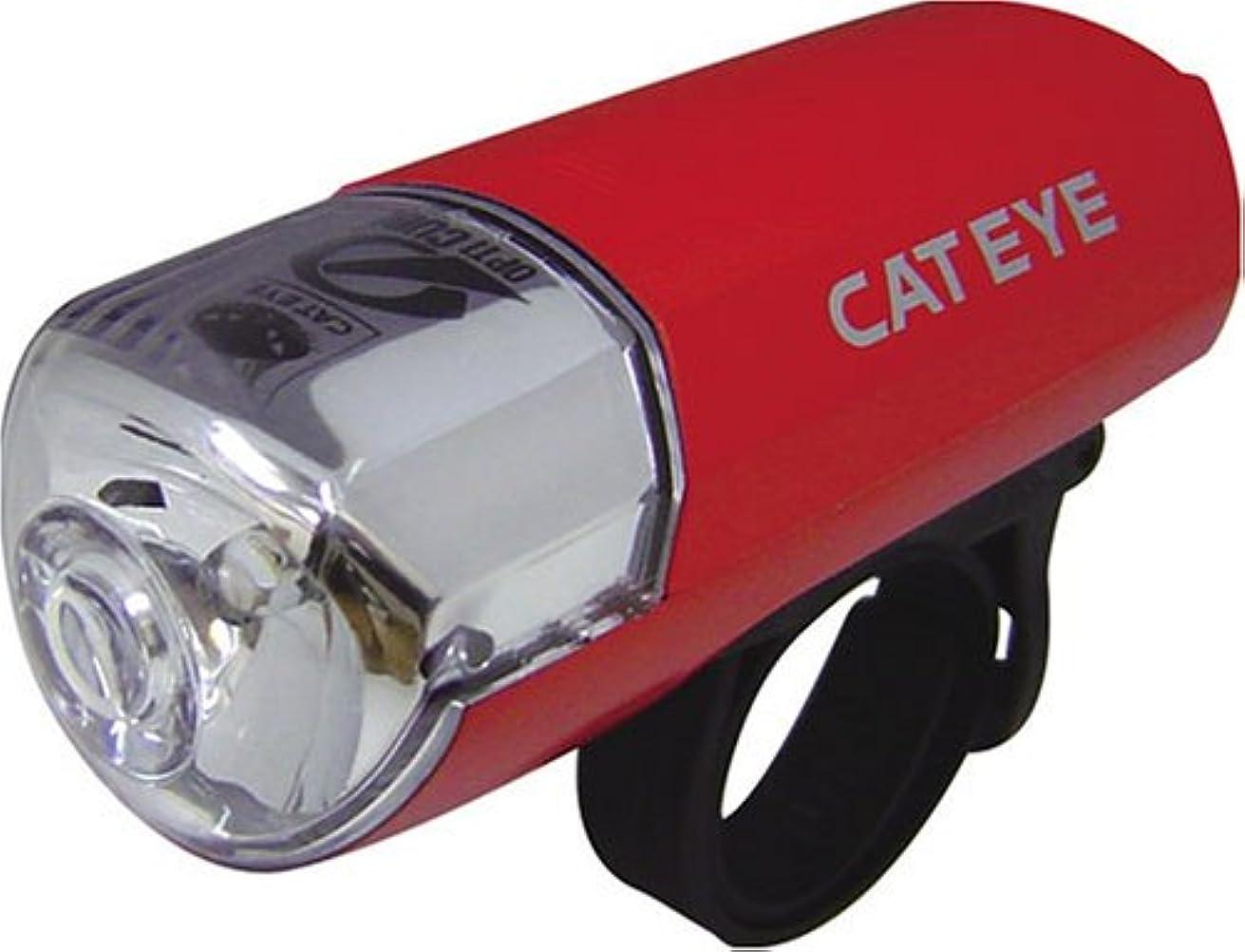 落ち着くドームコークスキャットアイ(CAT EYE) 2モードフラッシングライト ホワイト TL-LD270-F