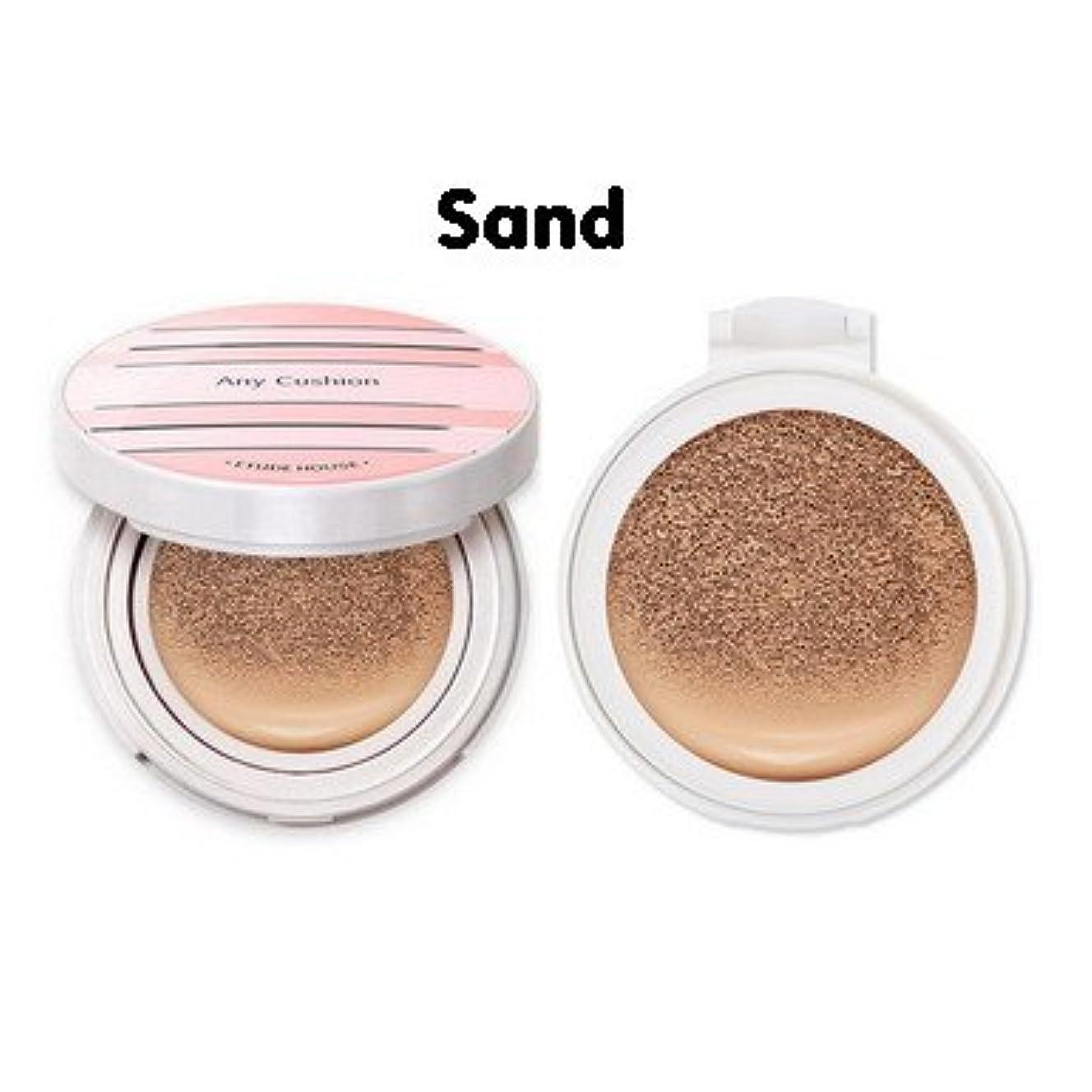 速報調停するパフ【ETUDE HOUSE(エチュードハウス)】エニクッション オールデーパーフェクト15g+15g (本品+リフィル) (SPF50+/ PA+++) (6カラー選択1) (Sand) [並行輸入品]