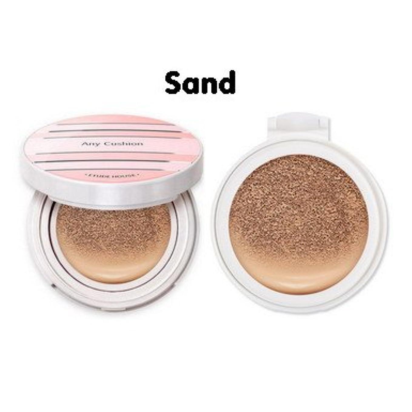 治安判事予想外あざ【ETUDE HOUSE(エチュードハウス)】エニクッション オールデーパーフェクト15g+15g (本品+リフィル) (SPF50+/ PA+++) (6カラー選択1) (Sand) [並行輸入品]