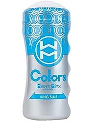 MEN'S MAX Colors リングブルー【メリハリのある刺激】