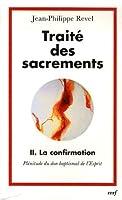 Traité des sacrements t.2