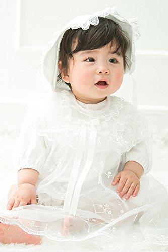 【送料無料メール便発送】【ER2341】セレモニードレス (ドレス・オーガンジ・フード 3点セット) (白)