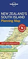 Lonely Planet New Zealand's South Island Planning Map (Lonely Planet Planning Maps)