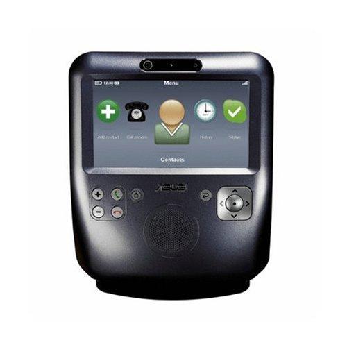 ASUS Videophone Touch AiGuru SV1T タッチパネルテレビ電話 シルバーグレイ AIGURU_SV1T/SIL/JP/AS