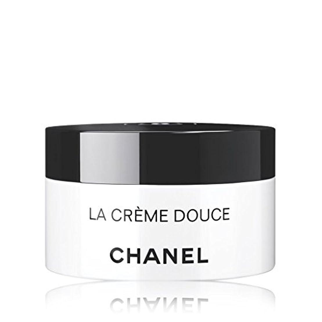 【シャネル(CHANEL)】【新商品】【正規品】ラ クレーム ドゥース( LA CREME)_ 50g (シャネルロゴ入りメッセージカード&紙袋&リボン3点セット付き)
