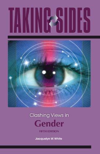 Download Taking Sides: Clashing Views in Gender 0078049946