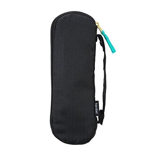 マーナ hacobel吸水傘ケース 2way Mini ブラック J415BK