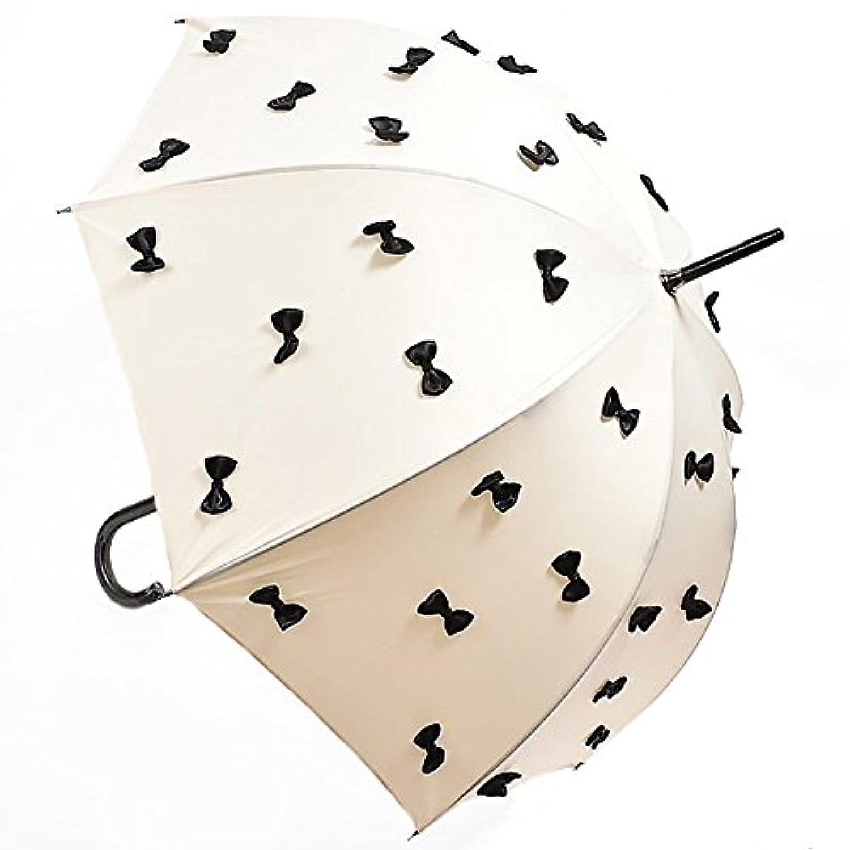 GUY DE JEAN ギ?ド?ジャン リボン 雨傘 長傘 LOLITA