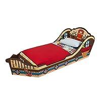 KidKraft Pirate幼児用ベッド–86928 Toddler 86928