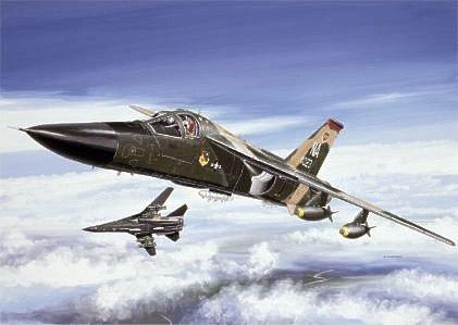 イタレリ 1232 1/72 F-111Aアードバーク
