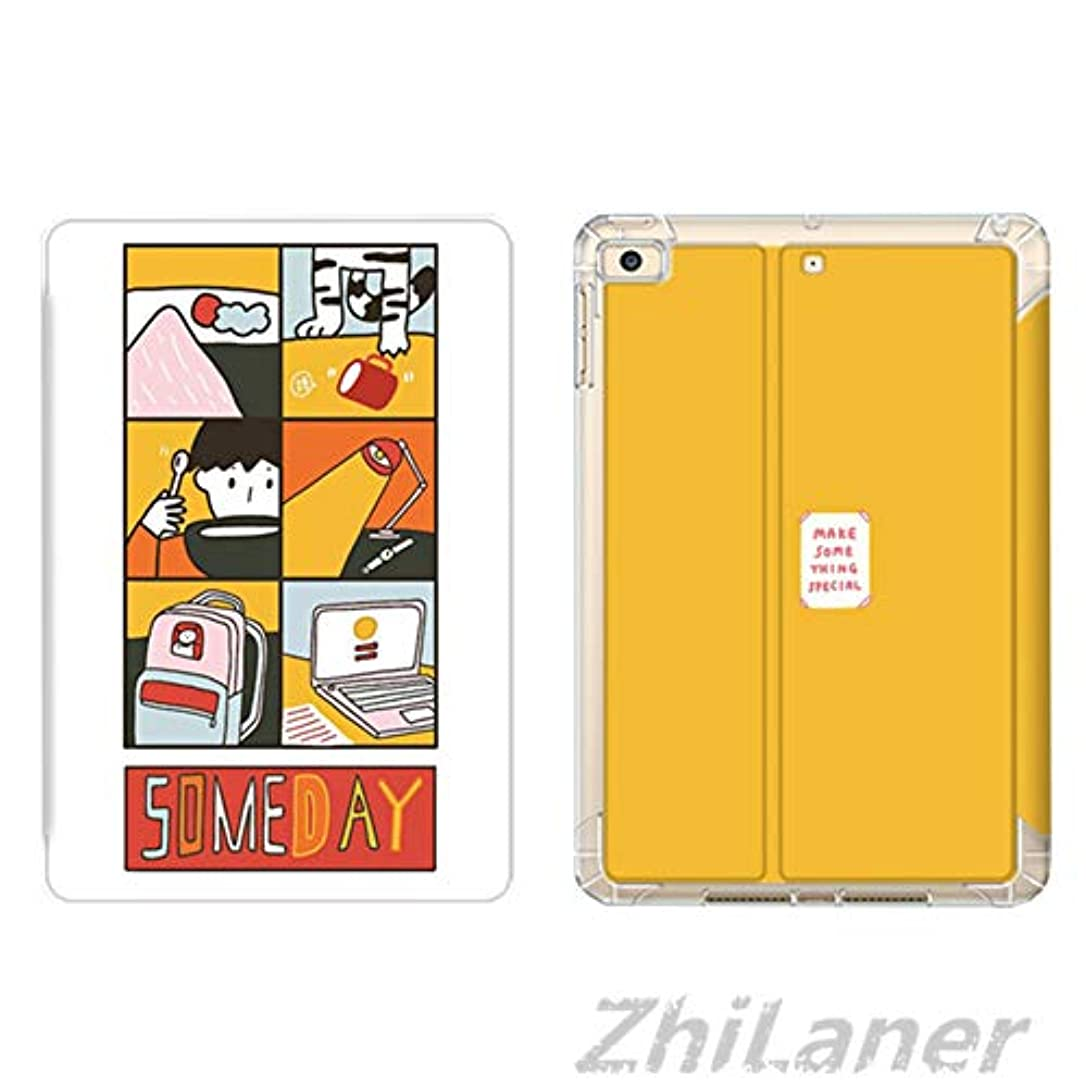 タワークーポンサイレントZhilaner ipad 9.7 ケース 2018 手帳型 iPad 2019 10.5インチ ケース iPad air3 ケース 10.5インチ ipad mini1/2/3 ケース ipad mini4 ケース ipad第五世代 ケース ipad第六世代 ケース アイパッドA1893 A1954 2018 9.7 ケース ipad 9.7インチ ケース iPadair1 iPadair2 iPadair3ケース ipad pro 11 ケース 2018 おしゃれ ipad プロ10.5 ケース 二つ折り スタンド 耐衝撃 タブレットケース 面白い キャラクター 可愛い 絵柄 子供 イエロー系 シンプル 若者 チェック柄