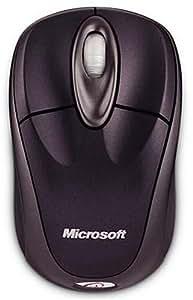 Microsoft Wireless Notebook Optical Mouse マイカブラック BX3-00007