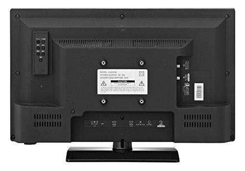 ハイセンス 20V型 ハイビジョン 液晶 テレビ 外付けHDD録画対応(裏番組録画) メーカー3年保証 HJ20D55