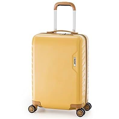 スーツケース MAXSMART ali-ms-202-18 YELLOW