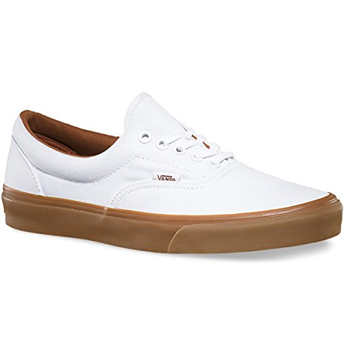 【VANS】ERA GUMSOLE GUMSOLE TRUE WHITE MEDIUM GUM 10.0 エラ バンズ