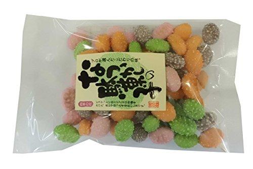 日本橋菓房 なつかしの駄菓子 四季の花 150g