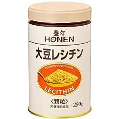 豊年 大豆レシチン 顆粒 缶250g×(4セット)