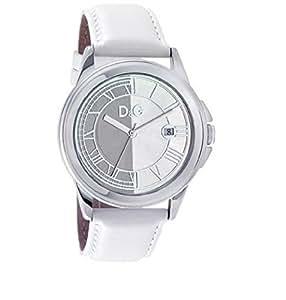 Dolce&Gabbana (ドルチェ&ガッバーナ)  D&G ドルガバ メンズ 腕時計 ZERMATT(ツェルマット) シルバー × ホワイト DW0631 [並行輸入品]