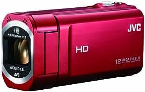 JVCKENWOOD JVC ビデオカメラ EVERIO GZ-V675 内蔵メモリー32GB ローズレッド GZ-V675-R