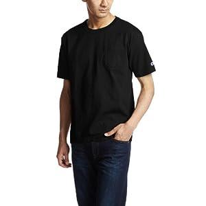(チャンピオン) Champion T1011 US Tシャツ MADE IN USA C5-B303 090 ブラック S